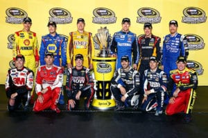 2013 NASCAR Chase drivers