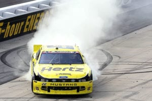 Logano dominates at Dover (Courtesy of ESPN)