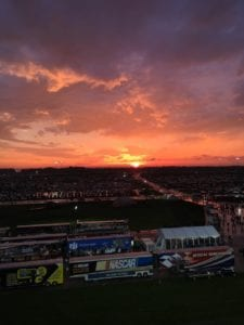 Kansas Speedway May 2015 Race Weather